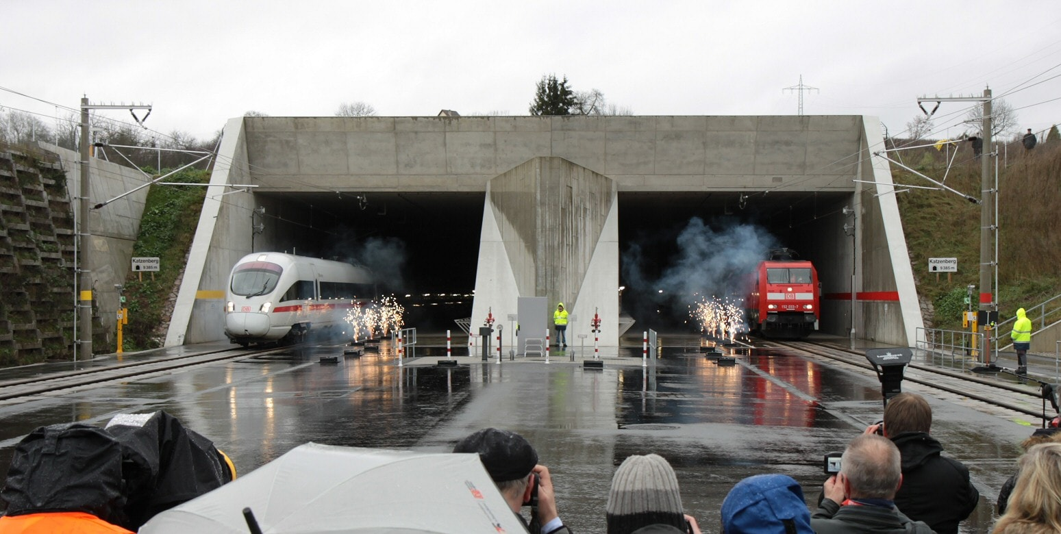 Deutsche Bahn Announces SkyGeo as partner to survey ground stability
