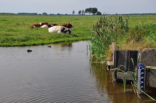 Nederlandse bodem zakt meer dan verwacht