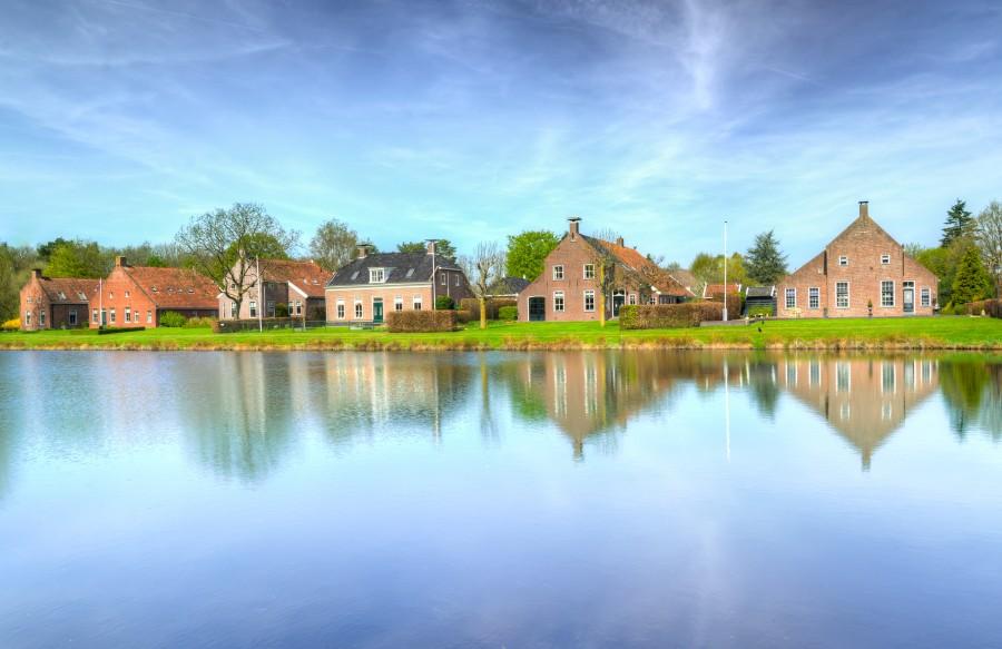 Nederlandse gemeentes met de meeste verzakking